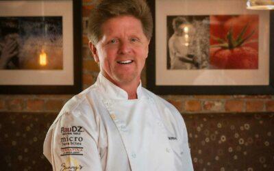 Meet Chef Bernard Casavant, 'local' leader and culinary legend