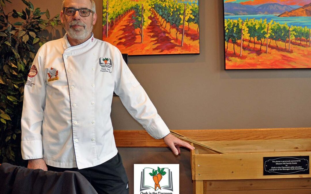 Meet Chef Willi Franz, 2011 Canadian Chef of the Year