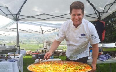 Meet locally-grown chef Brett Thompson