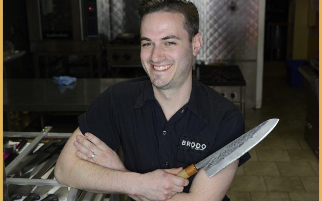 Meet Liam McNaulty, Chef & Gardener