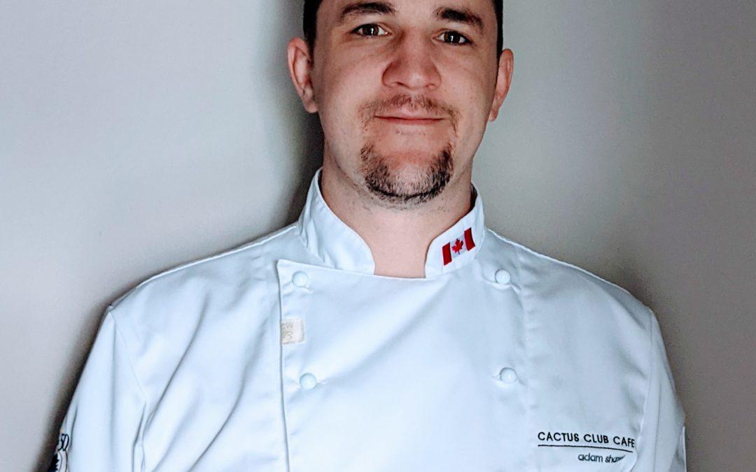 Meet Adam Shannon, Chef