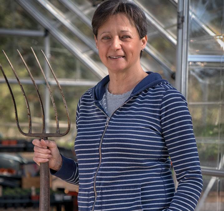 Meet Bonnie Casavant, Gardener